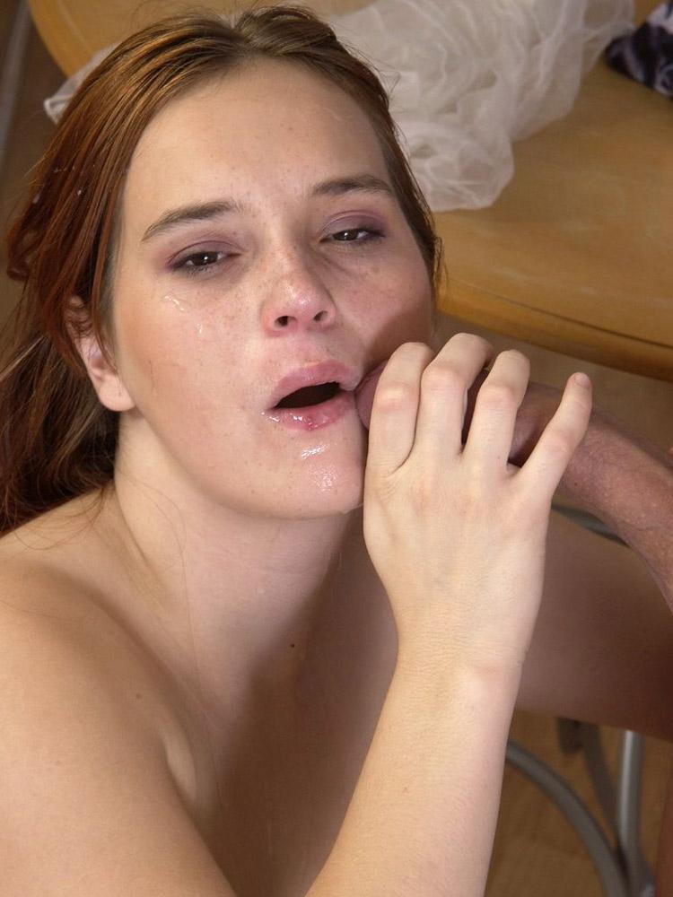 Amatrice rousse morfle du cul 6